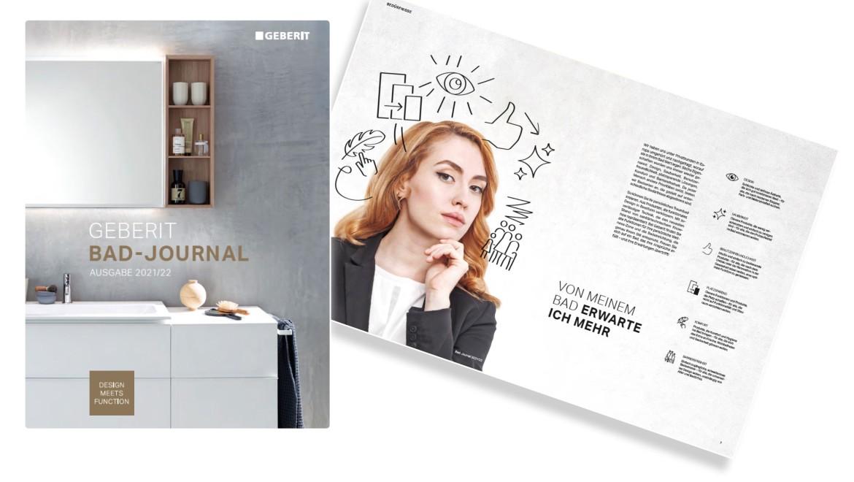 Geberit Bad-Journal