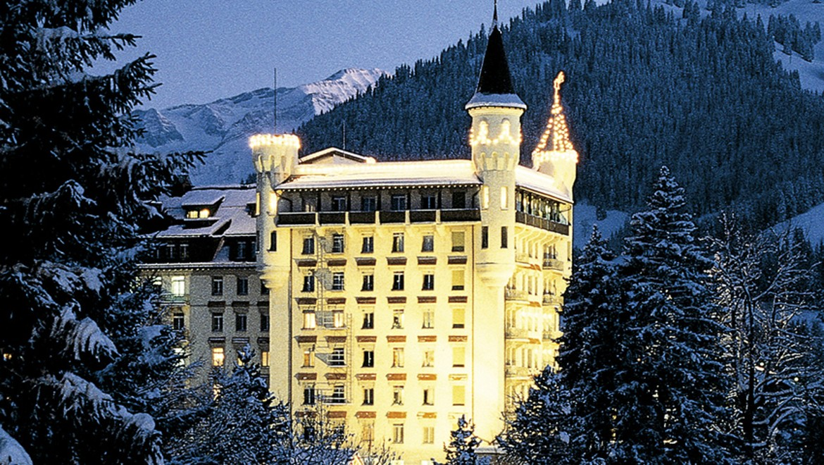Hotel Gstaad Palace, Gstaad