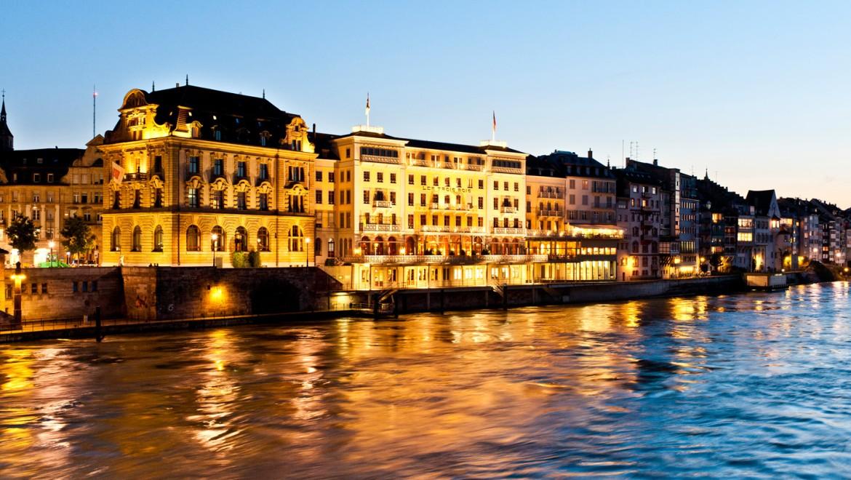 Grandhotel Les Trois Rois, Basel