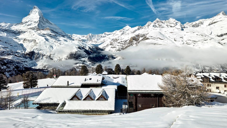 Rifelalp Resort Zermatt