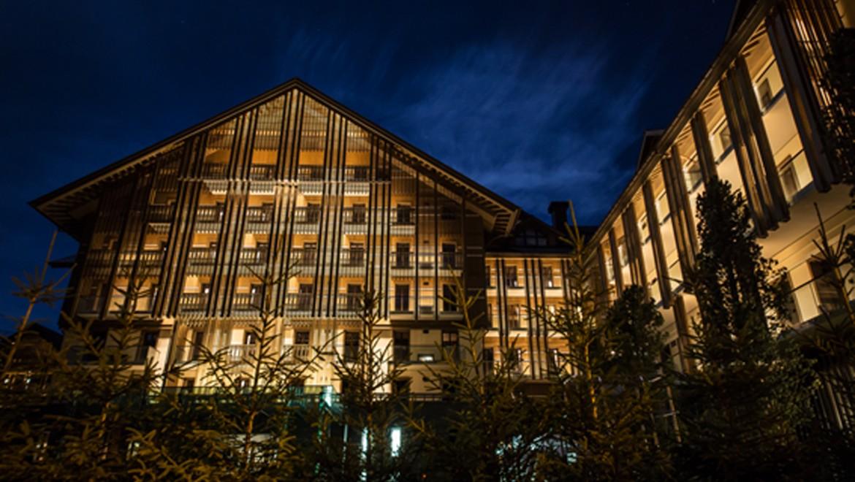 The Chedi, Andermatt