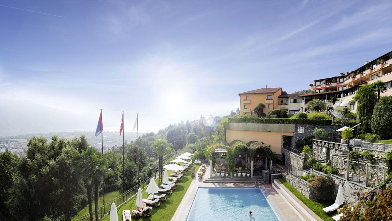 Hotel Villa Orselina, Orselina-Locarno