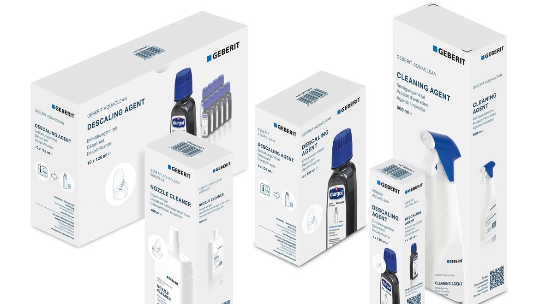 Geberit AquaClean Verbrauchsmaterial